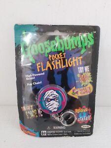 Goosebumps Flashlight Keychain Pocket - 1996 RARE