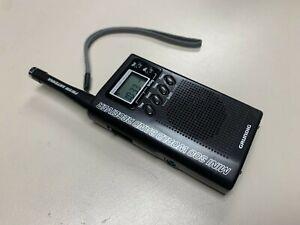 Grundig Mini 300 World Band Receiver Handheld Compact AM/FM/SW Pocket Radio