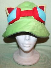 League Of Legends Teemo Hat Lime Green