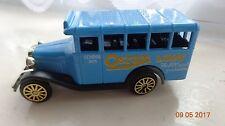Matchbox car size Corgi classic vintage Bedford Bus truck Lorry van Osram Lamps