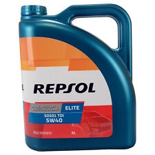 Repsol Elite TDI 5W-40 505.01 5 Litros Lata