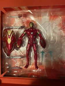 Iron Man Mark 50 Marvel Legends Exclusive infinity War 2 Pack Loose with Box