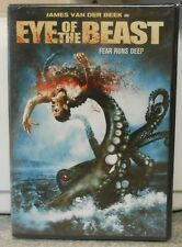 Eye of the Beast (DVD, 2008) RARE HORROR TV MOVIE BRAND NEW