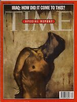 TIME-may 17,2004-IRAQ:HOW DID IT COME TO THIS?