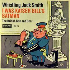 """7"""" WHISTLING JACK SMITH I Was Kaiser Bills Batman MIKE SAMMES SINGERS DERAM 1967"""