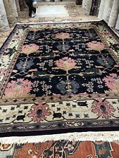 rug 9 x 12 Indo MAHAL FABULOUS Colors.  Mint condition,