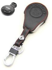 Leather Case Cover Holder For BMW Mini Cooper R55 R56 R57 R61 Remote Smart Key