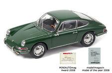 Porsche 901 1964 irish green 1:18 CMC M-067B