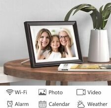 """Dragon Touch Classic 15 Digital Picture Frame, 15.6"""" FHD Touch Screen WiFi"""