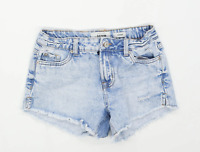 Womens New Look Blue Denim Shorts Size 8/