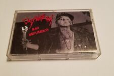 DIRTY WHITE BOY Bad Reputation Cassette Tape David Glen Eisley HOUSE LORDS