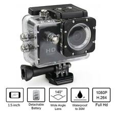 New Pro Ultra Full Sport Camera poweRCamcorder  Wi-Fi HD 1080P Waterproof Action