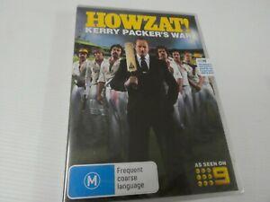 Howzat Kerry Packer's War  Australia (DVD, Region 4) New & Sealed, GF15