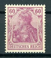 Deutsches Reich MiNr. 92 I a postfrisch MNH Fotoattest Jäschke-Lantelme (MA914