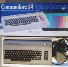 "Commodore 64 OVP ""Garantie-Siegel unversehrt Made in Germany"" - C64 - Commodore"