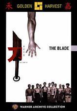 Blade DVD (1995) - Wenzhuo Zhao, Tsui Hark