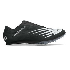 New Balance Unisex MD500v7 Running Spikes Traction Black Sports