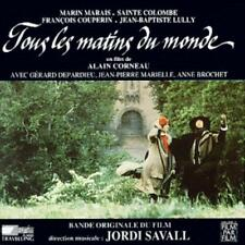 Various Artists : Tous les matins du monde (un film de Alain Corneau) CD