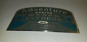 Vintage G-Loomis Tin Sign Adventure Series FLYRODS