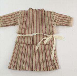 Lot #2 Doll dress for wooden  Schoenhut doll
