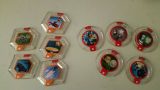 Disney Infinity 2.0  Bonus Münzen -  10 Münzen /  5 Runde + 5 eckige - NEU !