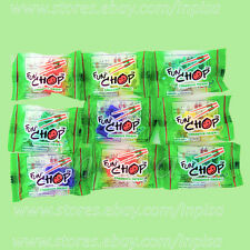 FUN CHOP 500 TRAINING CHOPSTICKS CHEATERS HELPERS INDIVIDUALLY PACKAGED FUNCHOP