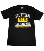 Streetwise Gear So Cal Black T-Shirt