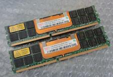 4GB Kit Hynix HYMP525B72BP4N2-C4 AB-A PC2-4200F 2Rx4 DDR2 FB-DIMM Server Memory