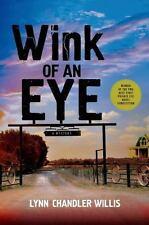 Award-winner private eye mystery - Wink of an Eye By Lynn Chandler Willis