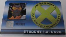 PRODIGY STUDENT ID CARD XID-009 X-Men Xavier's School Marvel HeroClix