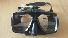 HLC natation plongée tuba masque de plongée Compatible GoPro Hero Caméras RRP 100