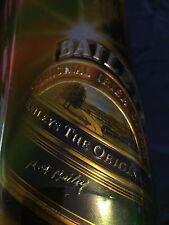 Collectible 1997 Edition Baileys Original Irish Cream Liquor Canister with Bail