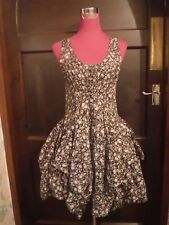 Stunning All Saints Ditzy Erza Dress Size 8 Excellent Condition