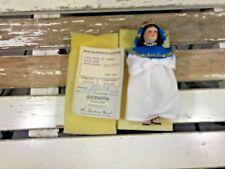 Danbury Mint Children The World Collectables Dolls International Egypt doll