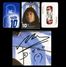 MARADONA ULTRA RARE DECK #1 of SPANISH PLAYING CARDS *MINT in BOX* from the '90s