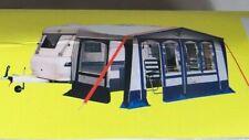 **Sturmband Set für Wohnwagen Vorzelt Markise 13m Gurte Camping Zelt Spanngurt**