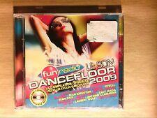 BOITIER 2 CD / FUN RADIO / LE SON DANCEFLOOR 2009 / NEUF SOUS CELLO