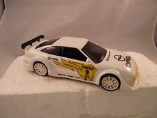 SCALEXTRIC K.701 OPEL DEKRA COMPLETE CAR WITH EXTRA GUIDE PIN