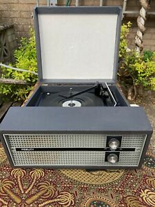 Vintage1976 Fidelity Vintage Record Player HF45 Solid State Fully Working