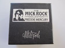 FREDDIE MERCURY 2006 Mick Rock Solid Silver Snake Thumb Ring Danbury Mint