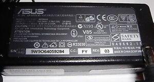 Power Supply Original ASUS Eee PC700 PC701 PC900 PC901 Genuine Original
