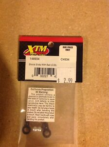 XTM Racing Part #148934 Shock Ends With Ball For The Blade/Outlaw