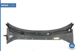 03-08 Jaguar X204 S-Type Front Windshield Wiper Cowl Plenum Panel Cover OEM