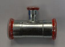 Geberit Mapress 21218 T-Stück reduziert Ø 42x22x42mm Reduzierung Fitting Neu