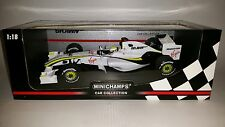 Minichamps F1 Brawn GP BGP 001 Jenson Button 1/18 World Champion 2009