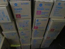 Genuine Konica Minolta TN216Y Yellow Toner Cartridge Bizhub C220 C280
