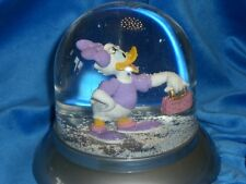 Daisy walt disney esfera de nieve snowglobe made in Germany grande