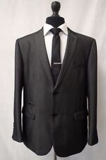 Polyester Pinstripe Classic Single Suits & Tailoring for Men