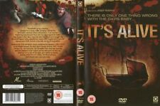 ITS ALIVE - DVD -