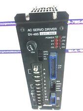 Panasonic Ac Servo Driver Dv 48s 020lb0b Ip Dc 130v Dc 24v Op 200w
